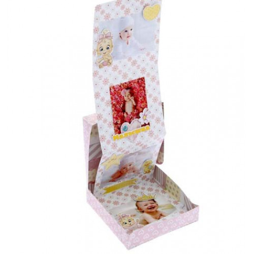 """Коробочка для хранения фотографий """"Любимая малышка"""" 11см 1266993"""