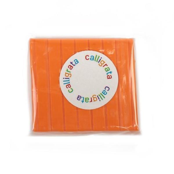 Полимерная глина Calligrata SH-03, 50 г, оранжевая  1301023