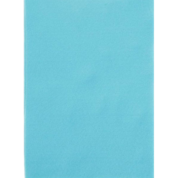 "Фетр ""Голубая бирюза"" 1 мм А4 1644595"