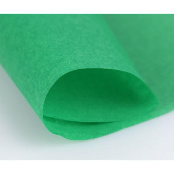 "Калька тонкая  ""Зелёный""  50х65 см 2528248"