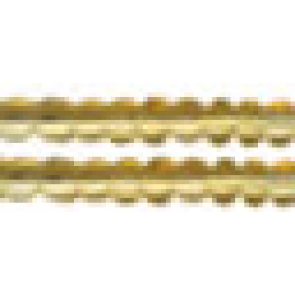 Бисер круглый,  100гр 3мм №0002C янтарный GR 08/0