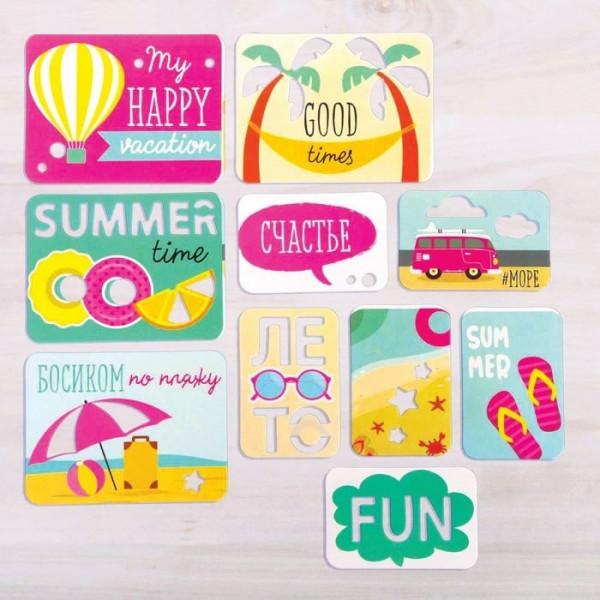 "Набор карточек ""#Summer time"" 1965408"