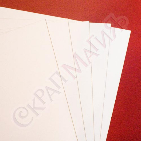 Заготовка для альбома 20х15 см 1 лист 1,15 мм пивной